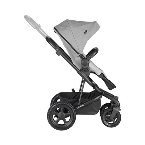 Easywalker  Harvey² All Terrain Kinderwagen  stone grey 6