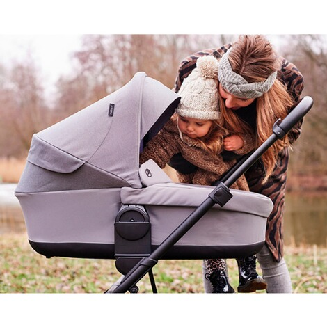 Easywalker  Harvey² All Terrain Kinderwagen  stone grey 14