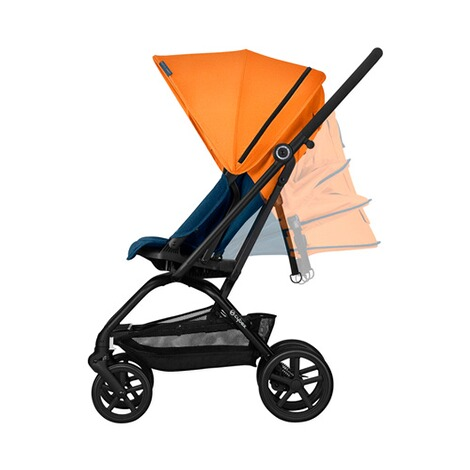 Cybex GOLD Buggy Eezy S Twist+  tropical blue 10