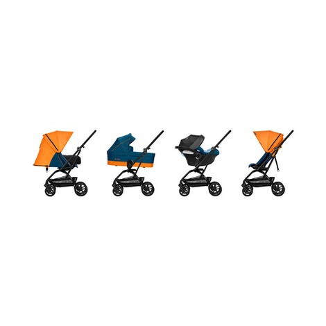 Cybex GOLD Buggy Eezy S Twist+  tropical blue 13