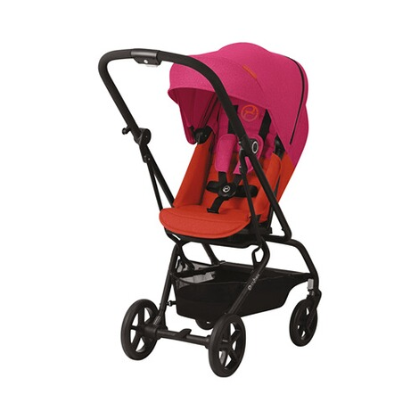 Cybex GOLD Buggy Eezy S Twist+  fancy pink 1