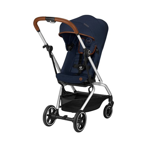 CybexGOLDBuggy Eezy S Twist+ Denim Collection  denim blue 1