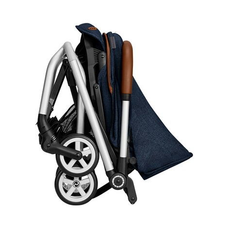 CybexGOLDBuggy Eezy S Twist+ Denim Collection  denim blue 5