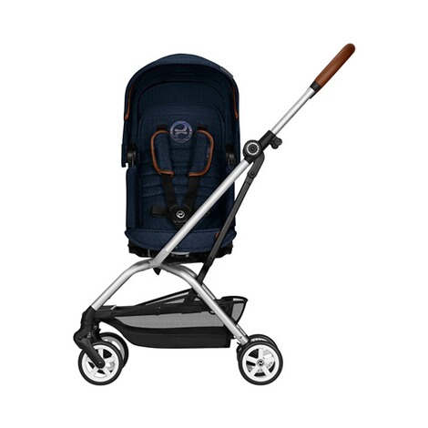 CybexGOLDBuggy Eezy S Twist+ Denim Collection  denim blue 2