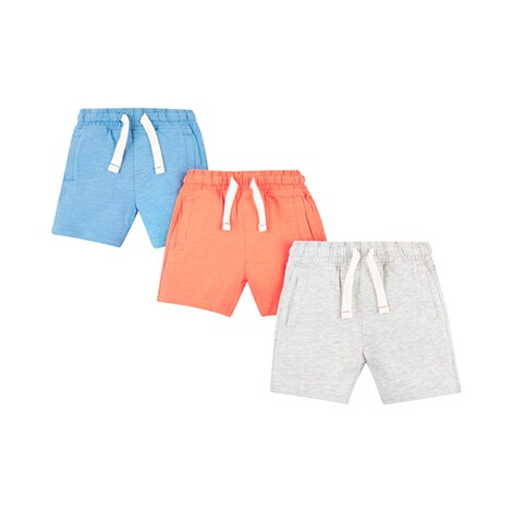 Mothercare  3er-Pack Shorts 1