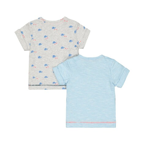 Mothercare  2er-Pack T-Shirts Wal 2