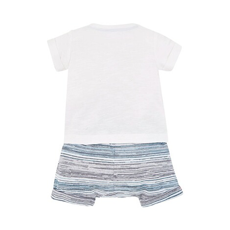 Mothercare  2-tlg. Set Shorts und T-Shirt Krabbe 2