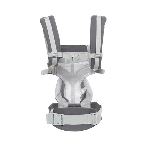 Ergobaby®OMNI 360Cool Air Mesh Babytrage, 4 Tragepositionen  CarbonGrey 3