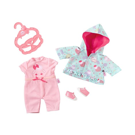 Zapf Creation BABY ANNABELL Puppen Outfit Kleines Spieloutfit 36cm 1