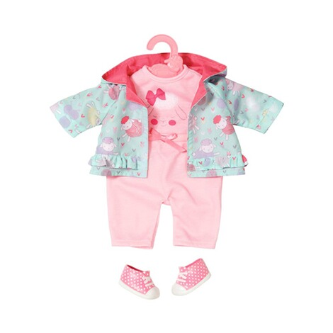 Zapf Creation BABY ANNABELL Puppen Outfit Kleines Spieloutfit 36cm 2