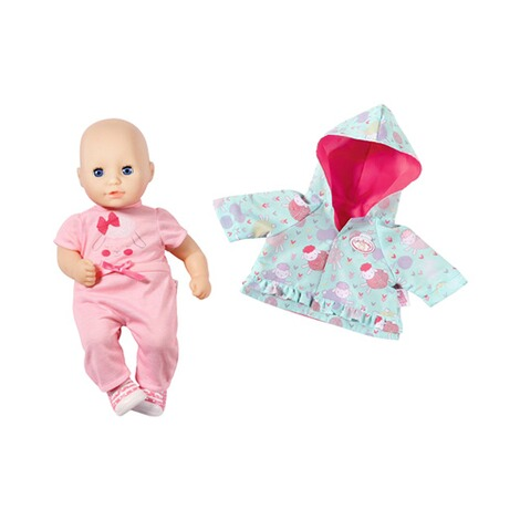 Zapf Creation BABY ANNABELL Puppen Outfit Kleines Spieloutfit 36cm 3
