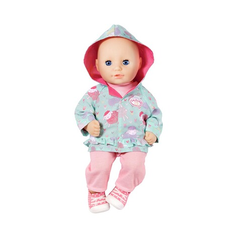 Zapf Creation BABY ANNABELL Puppen Outfit Kleines Spieloutfit 36cm 4