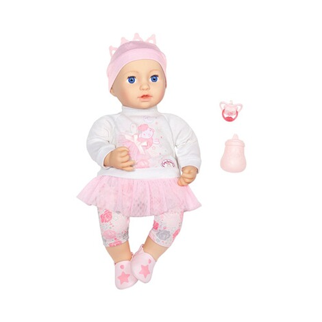 Zapf CreationBABY ANNABELLPuppe Baby Annabell Sweet Dreams Mia 43cm 1