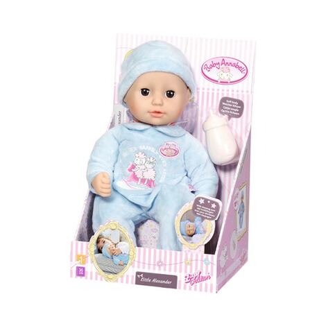 Zapf Creation BABY ANNABELL Puppe Baby Annabell Little Alexander 36cm 4