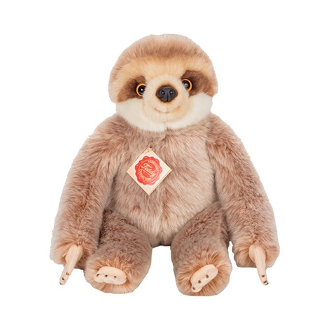 Hermann Teddy Collection  Kuscheltier Faultier 22cm 1