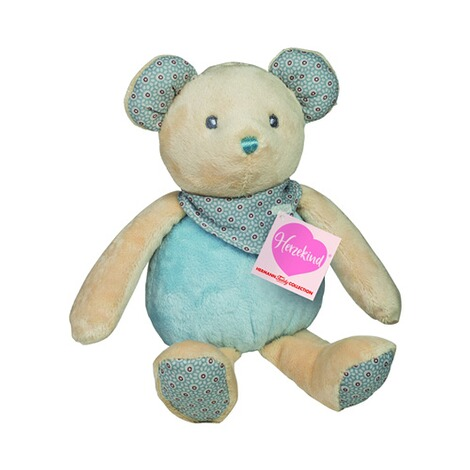 Hermann Teddy Collection Herzekind Kuscheltier Bär Peppi 24cm 1