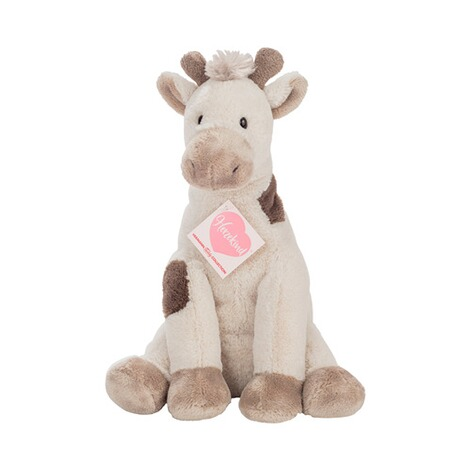 Hermann Teddy Collection Herzekind Kuscheltier Giraffenmama Luna 29cm 1