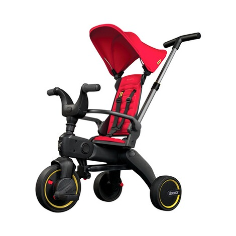 Doona  Dreirad Liki Trike S1  Flame Red / rot 1