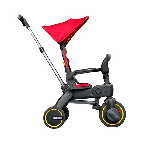 Doona  Dreirad Liki Trike S1  Flame Red / rot 2