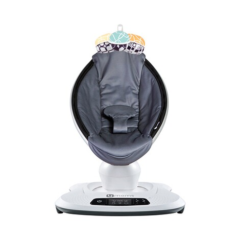 4moms MAMAROO 4 Babywippe 3D  Cool Mesh 4