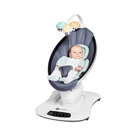 4moms MAMAROO 4 Babywippe Cool Mesh 6