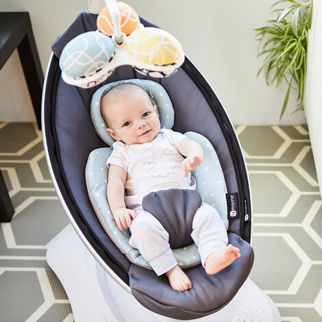 4moms MAMAROO 4 Babywippe Cool Mesh 10
