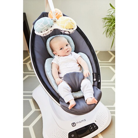 4moms MAMAROO 4 Babywippe 3D  Cool Mesh 11