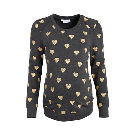 2hearts let´s get cozy Umstands-Pullover Hearts 1