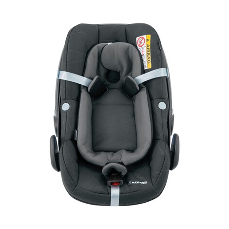 Maxi-Cosi  Pebble Plus i-Size Babyschale  black diamond 2
