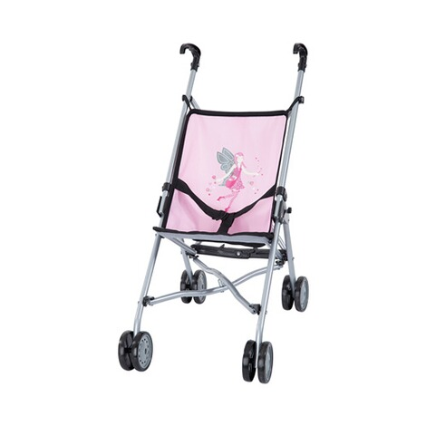Bayer Design  Puppenbuggy  rosa 1