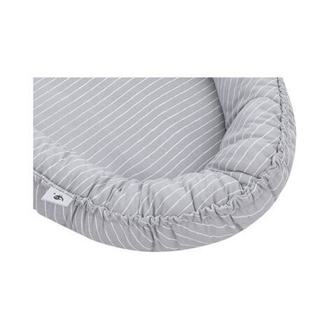 Julius Zöllner  Kuschelnest NIDO  Grey Stripes 2