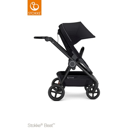 Stokke® Beat® Kinderwagen  black 3