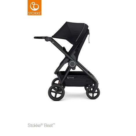Stokke® Beat® Kinderwagen  black 2