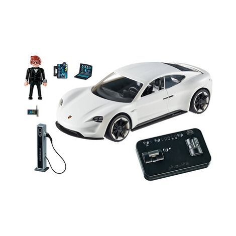 Playmobil®PORSCHE70078 The Movie Rex Dasher's Porsche Mission E 2