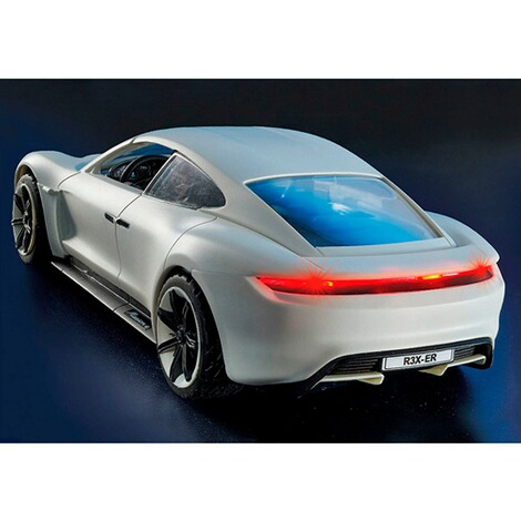 Playmobil®PORSCHE70078 The Movie Rex Dasher's Porsche Mission E 4