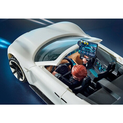 Playmobil®PORSCHE70078 The Movie Rex Dasher's Porsche Mission E 5