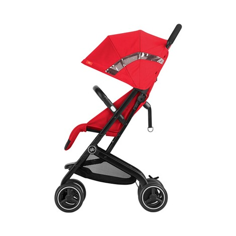 gb  Qbit+ All Terrain Buggy  Rose Red 3