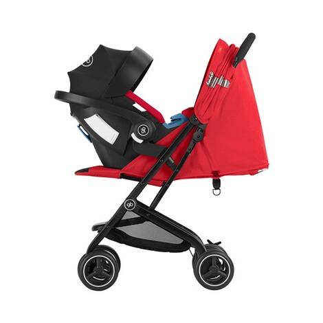 gb  Qbit+ All Terrain Buggy  Rose Red 4