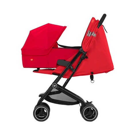 gb  Qbit+ All Terrain Buggy  Rose Red 5
