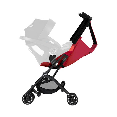 gb GOLD Pockit+ All-Terrain Buggy  Rose Red 7
