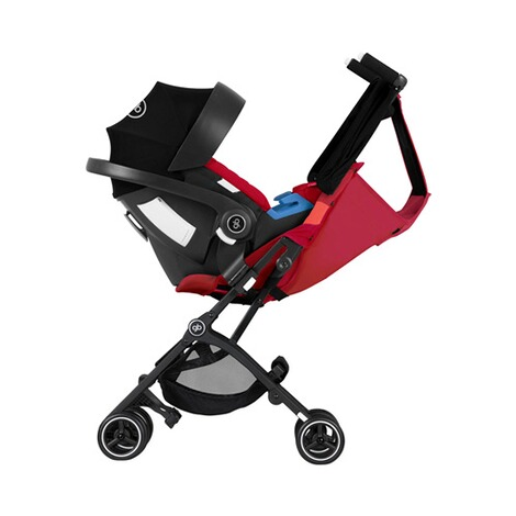 gb GOLD Pockit+ All-Terrain Buggy  Rose Red 8