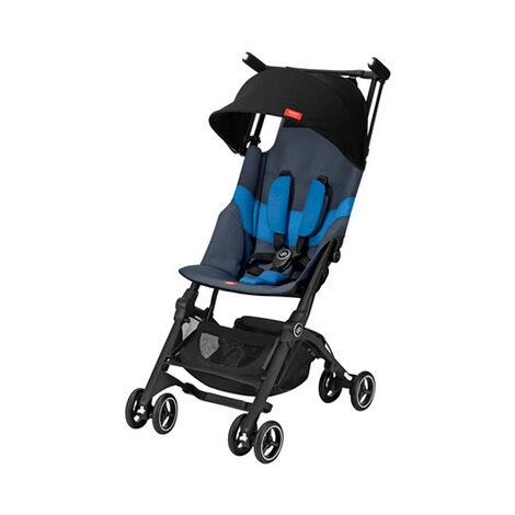 gb GOLD Pockit+ All-Terrain Buggy  Night Blue 1