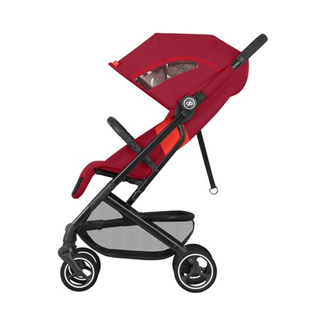 gb GOLD Qbit+ All-City Buggy  Rose Red 2