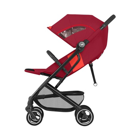 gb GOLD Qbit+ All-City Buggy  Rose Red 3