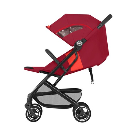 gb GOLD Qbit+ All-City Buggy  Rose Red 4