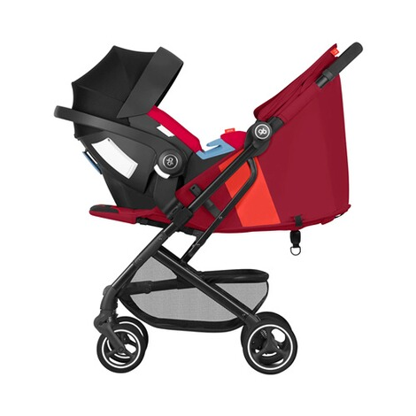 gb GOLD Qbit+ All-City Buggy  Rose Red 5