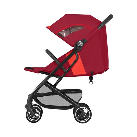 gb GOLD Qbit+ All-City Buggy  Rose Red 8