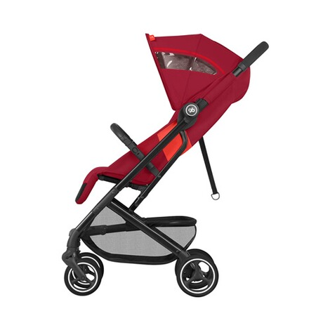 gb GOLD Qbit+ All-City Buggy  Rose Red 9