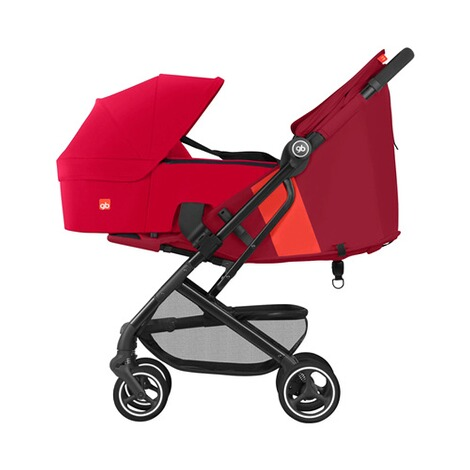 gb GOLD Qbit+ All-City Buggy  Rose Red 10