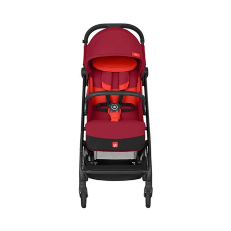 gb GOLD Qbit+ All-City Buggy  Rose Red 11